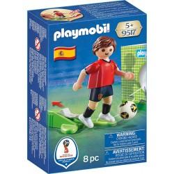 Playmobil 9517 Jugador de Fútbol - España