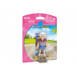 Playmobil 9338 Adolescente con Skate