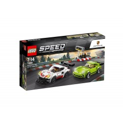 Lego 75888 Porsche 911 RSR y 911 Turbo 3.0