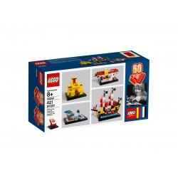 Lego 40290 60 aniversario de ladrillo lego