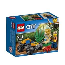 Lego 60156 Jungla: Buggy