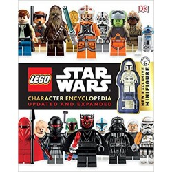 Lego 978-0-24119-581-9 Character Encyclopedia