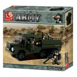 Sluban M38-B0301 Vehículo Militar