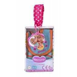 Nenuco 700013433 Pack de Braguitas y Babero