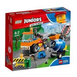 Lego 10750  Camión de obras en carretera
