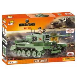 Cobi 3014 Tanque A34 COMET