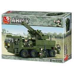 Sluban M38-B0302 Camion Militar