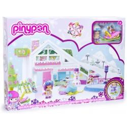Pinypon 700009684 Casa en la Nieve