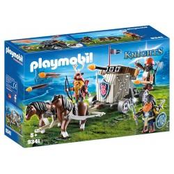 Playmobil 9341 Enanos con ballesta de caballos