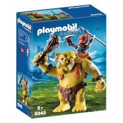 Playmobil 9343 Troll gigante con enano