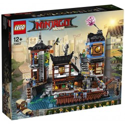 Lego 70657 Muelles de la ciudad de NINJAGO®