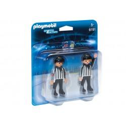 Playmobil 6191 Árbitros de hockey sobre hielo