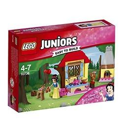 Lego 10738 Cabaña de Blancanieves en el bosque