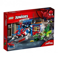Lego 10754 Spider-Man vs. Escorpión: batalla callejera