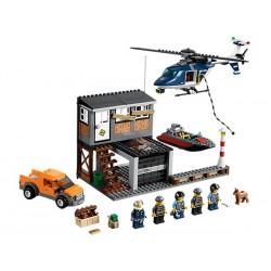 Arresto en Helicóptero