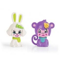 Pinypon 700012732 Pack 2 mascotas