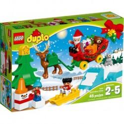 Lego 10837 Trineo de Papá Noel
