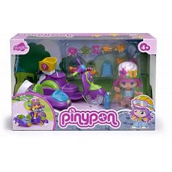 PinyPon 700010682 Moto con sidecar