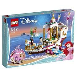 Lego 41153 Barco real de ceremonias de Ariel