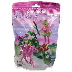 Playmobil 5351 Figura de primavera con bebé pegaso