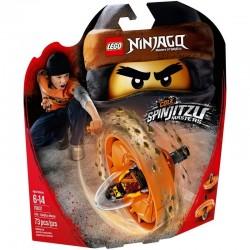 Lego 70637 Cole: Maestro del Spinjitzu