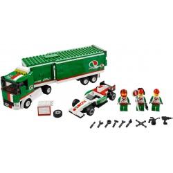 Camión de Transporte de Competición