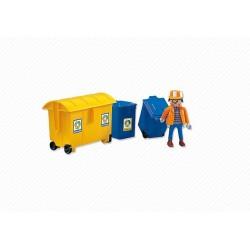 Playmobil 7860 Trabajador de mantenimiento