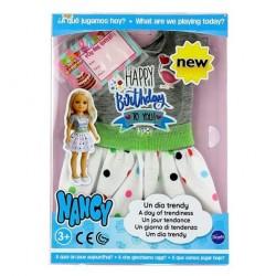 Nancy 700014114 Un día trendy, Vestido de Cumpleaños