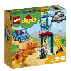 Lego 10880 Torre del T. rex