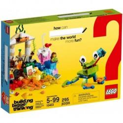 Lego 10403 Mundo divertido