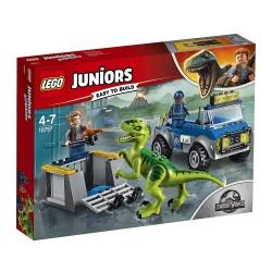 Lego 10757 Camión de rescate del Raptor
