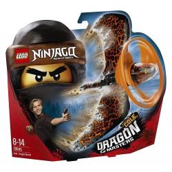 Lego 70645 Cole: maestro del dragón