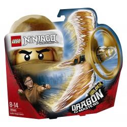 Lego 70644 Maestro del Dragón Dorado