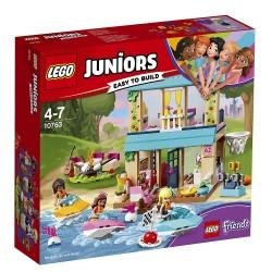 Lego 10763 Casa del lago de Stephanie