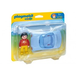 Playmobil 6790 Coche Descapotable