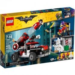 Lego 70921 Cañón de Harley Quinn™
