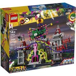 Lego 70922 Mansión del Joker