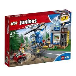 Lego 10751 Persecución policial en la montaña