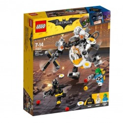 Lego 70920 Guerra de comida contra el robot de Cabezahuevo