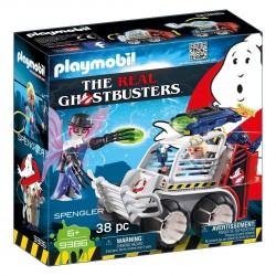 Playmobil 9386 Spengler con Coche
