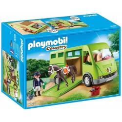 Playmobil 6928 Transporte de Caballo