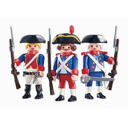Playmobil 6436 3 Soldados