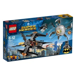 Lego 76111 Batman: Asalto Final contra Brother Eye