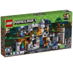 Lego 21147 Las aventuras subterráneas