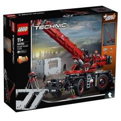 Lego 42082 Grúa todoterreno