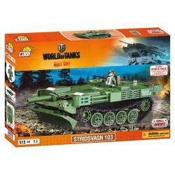 Cobi 3023 Tanque, Stridsvagn 103