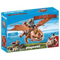 Playmobil 9460 Barrilete y Patapez