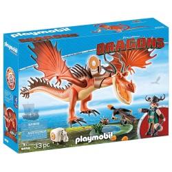 Playmobil 9459 Garfios y Patán Mocoso