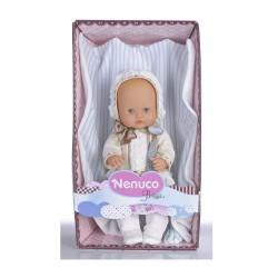 Nenuco 700013107 Bebé vestido, Color morado