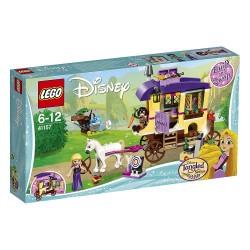Lego 41157 Caravana de viaje de Rapunzel